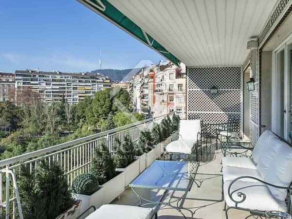 Apartamento de 5 dormitorios y 540 m² en venta en Turó Park
