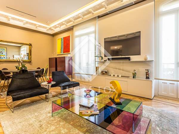 Appartement van 235m² te koop in Recoletos, Madrid