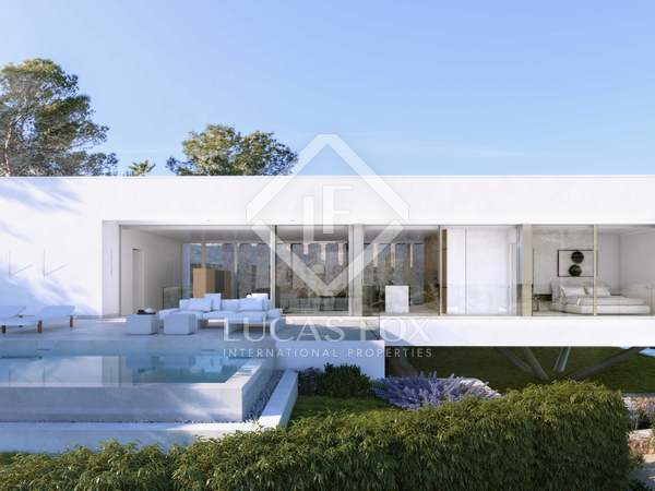 315m² House / Villa with 85m² terrace for sale in Alicante ciudad