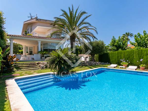 600m² House / Villa for sale in Alella, Barcelona