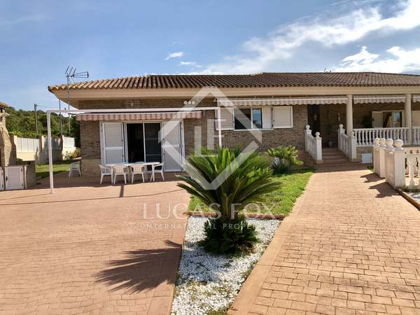 328 m² house for sale in Puerto Sagunto, Valencia