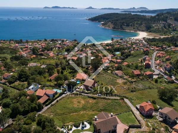 Perceel van 2,195m² te koop in Pontevedra, Galicia