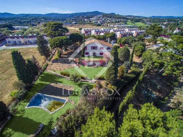Masía de 580m² en venta en Sant Andreu de Llavaneres