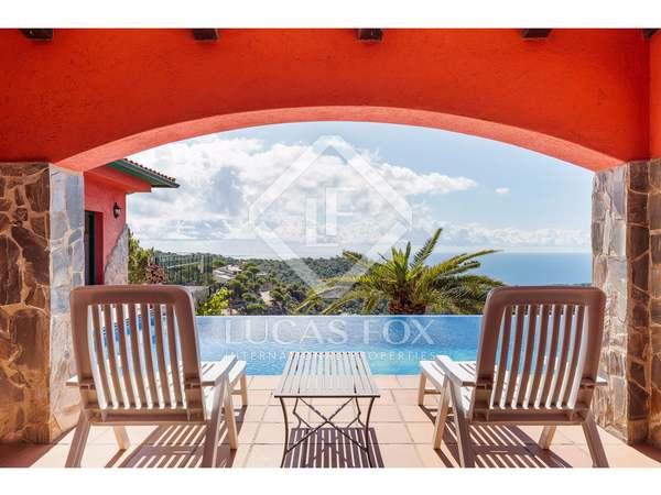 399m² Haus / Villa zum Verkauf in Lloret de Mar / Tossa de Mar