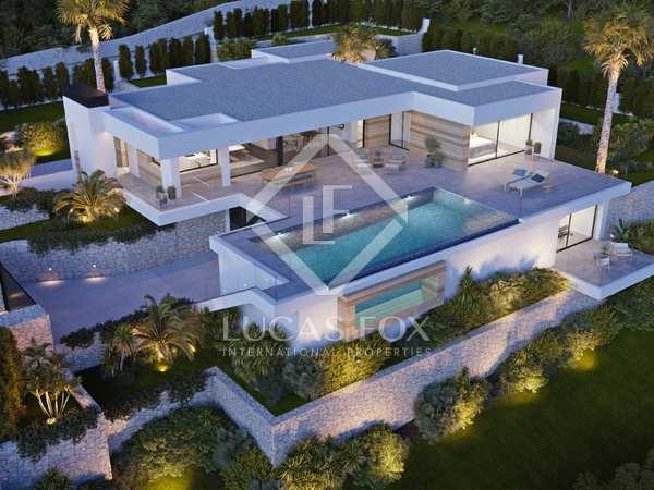 Casa / Villa de 300m² con 193m² terraza en venta en Moraira