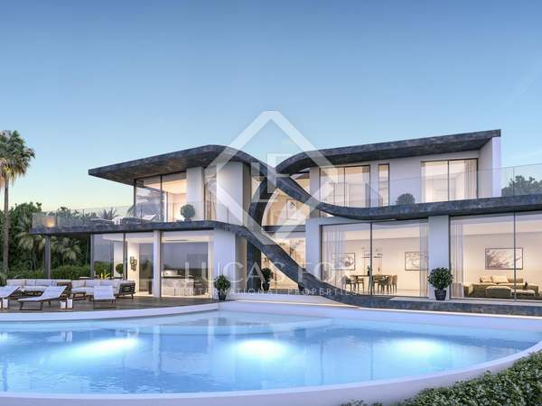 227m² House / Villa with 265m² terrace for sale in Jávea