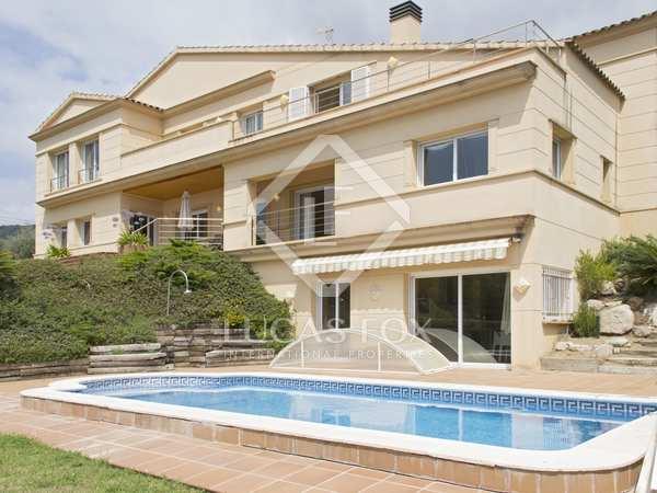 Large Maresme Coast house to rent in Premiá de Dalt