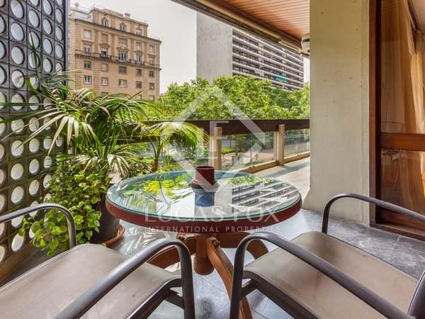 Appartement van 190m² te koop met 15m² terras in Turó Park