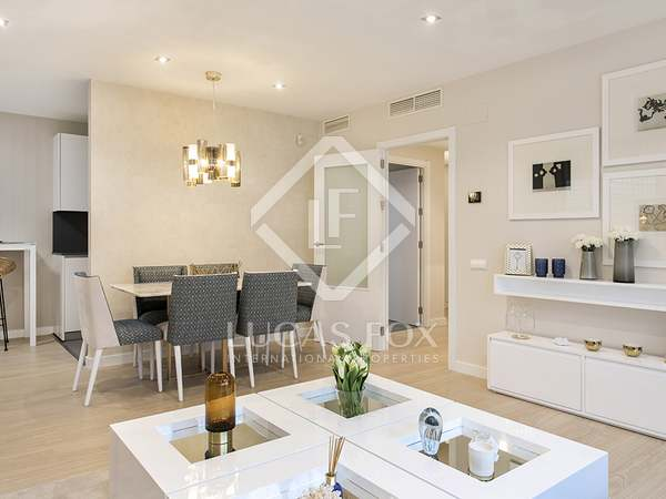 99 m² apartment with 9 m² terrace for sale in Diagonal Mar