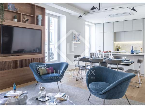 Appartement de 191m² a louer à Justicia, Madrid