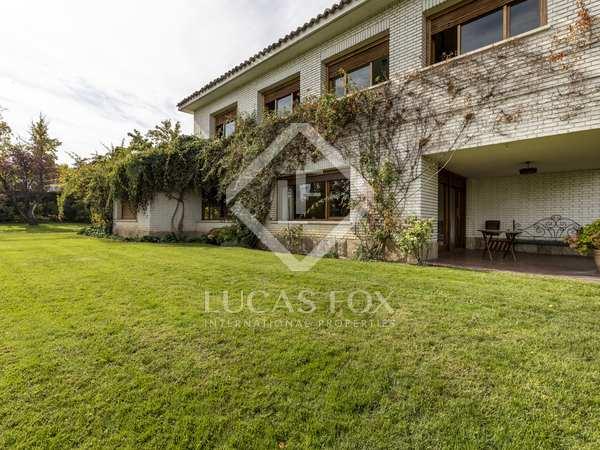 maison / villa de 612m² a vendre à Pozuelo, Madrid