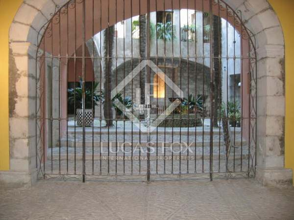 Apartamento de lujo en venta en Girona, junto a la Catedral