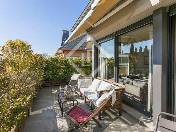 Ático de 330m² con 140m² terraza en venta en Tres Torres
