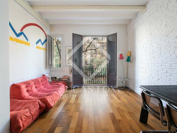 79m² Apartment for sale in Eixample Right, Barcelona