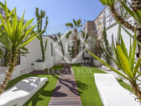 Renovated 3-bedroom apartment to rent in the Gran Via area