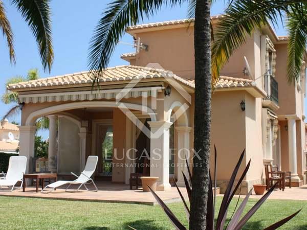 Maison / Villa de a vendre à Dénia, Costa Blanca