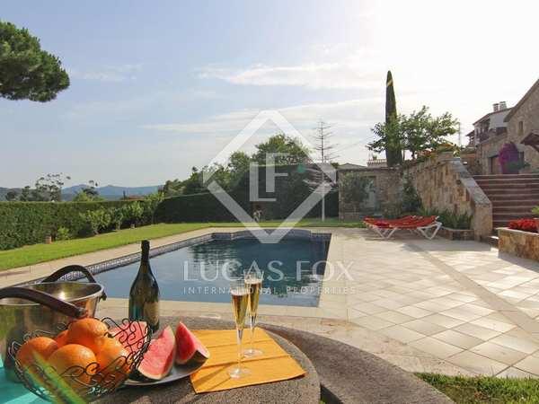 488m² House / Villa for sale in Platja d'Aro, Costa Brava