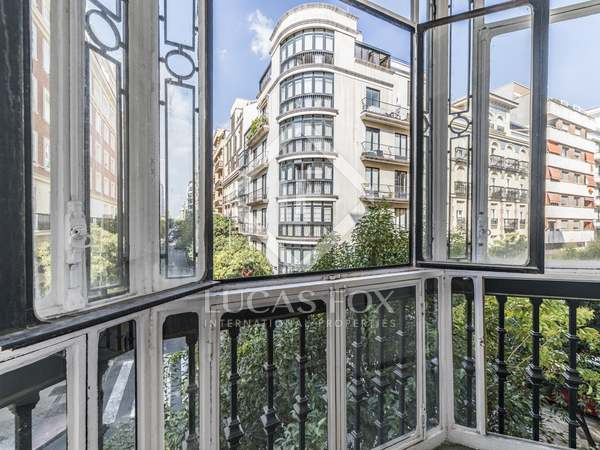 153 m² apartment for sale in Retiro, Madrid