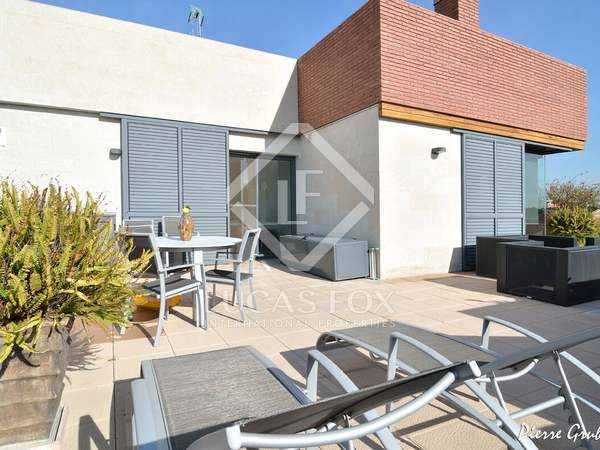 222m² Apartment with 226m² terrace for sale in Urb. de Llevant