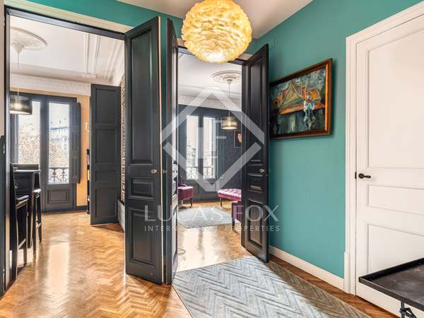 117m² Apartment for sale in Eixample Right, Barcelona
