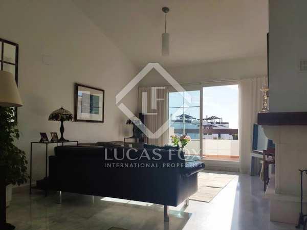 278m² Dachwohnung mit 98m² terrasse zum Verkauf in San Pedro de Alcántara / Guadalmina