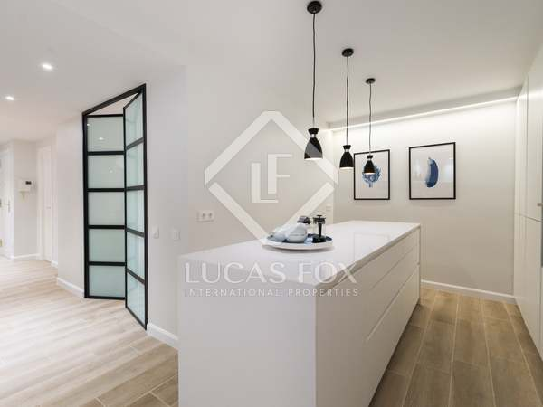 First floor loft apartment for sale in Pobelnou, Barcelona