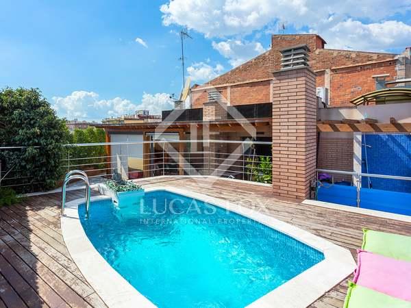 Ático de 135m² con 111m² terraza en venta en Eixample Derecho