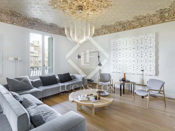 Apartment to buy in Casa Burés on Ausias March, Eixample