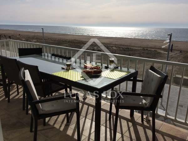 Appartement de 70m² a louer à La Pineda avec 20m² terrasse