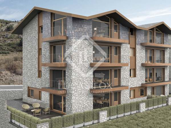 180m² apartment with terrace for sale near Grandvalira