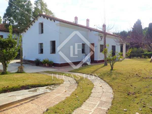 1,857m² Plot till salu i Godella / Rocafort, Valencia