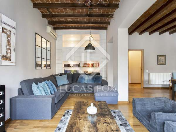 110m² Apartment for rent in Eixample Right, Barcelona