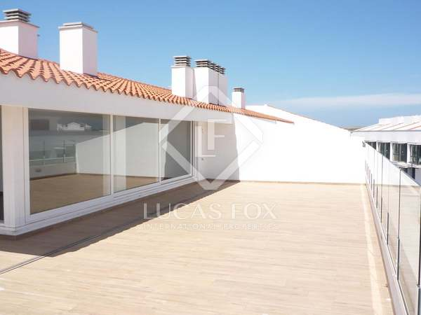 203m² Penthouse for sale in Ciudadela, Menorca