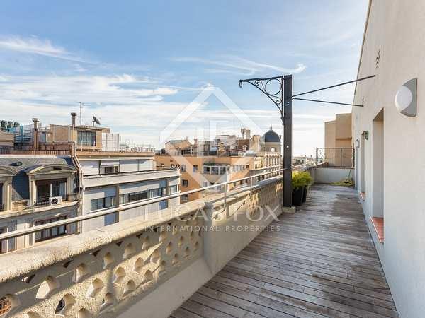138m² Takvåning med 26m² terrass till salu i Sant Gervasi - Galvany