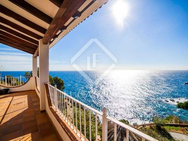 Casa en venta primera línea de Lloret de Mar, Costa Brava