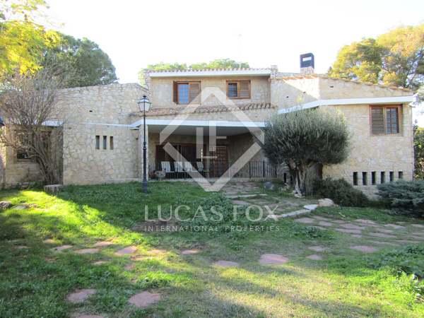 Villa de 603m² con 20m² terraza en venta en Godella/Rocafort