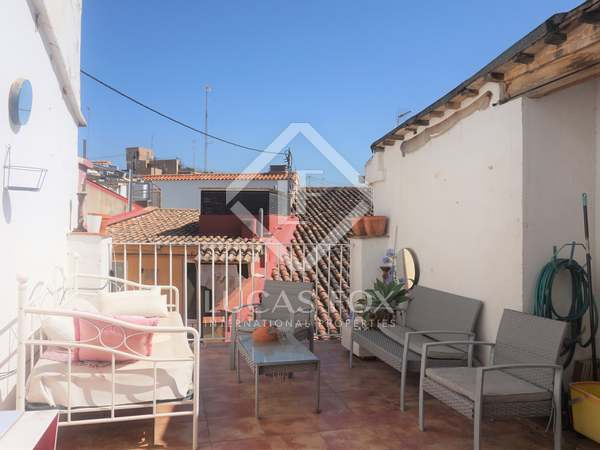126m² Penthouse with 15m² terrace for sale in La Seu