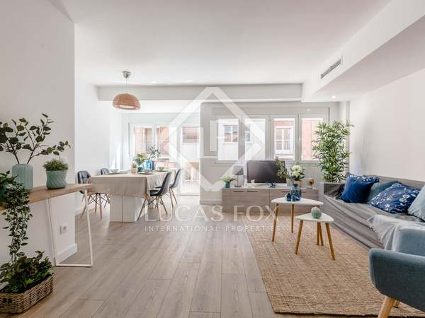 115m² Apartment for sale in Trafalgar, Madrid