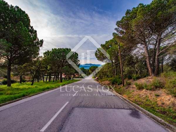 1,661m² Plot for sale in Platja d'Aro, Costa Brava