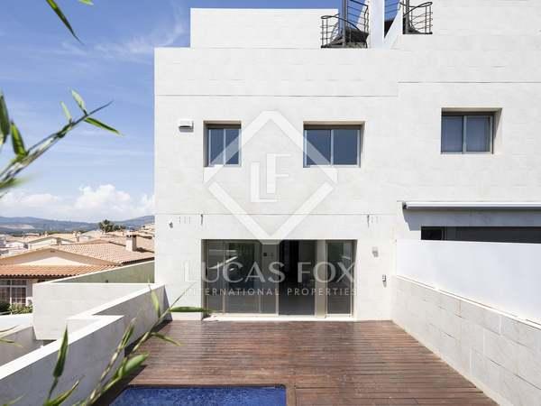Villa de 293m² con terrazas en venta en Sant Pere de Ribes