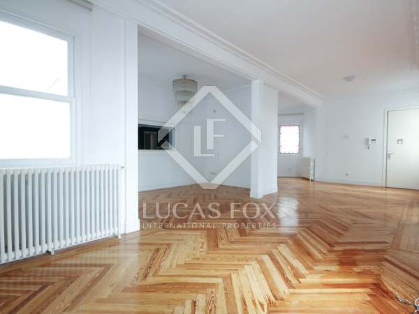 Penthouse van 225m² te huur in Recoletos, Madrid