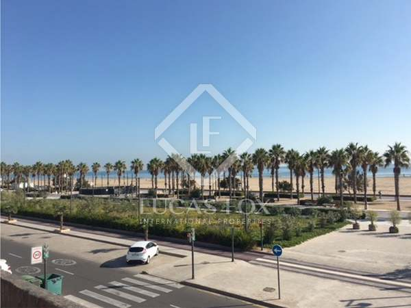 620 m² plot for sale in Playa de la Malvarrosa, Valencia