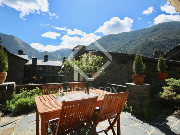 160m² Apartment with 20m² terrace for sale in Grandvalira Ski area