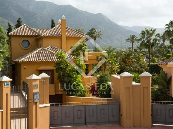 467m² House / Villa for sale in Golden Mile, Costa del Sol