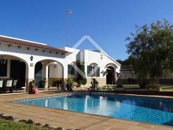 199m² House / Villa for sale in Ciudadela, Menorca