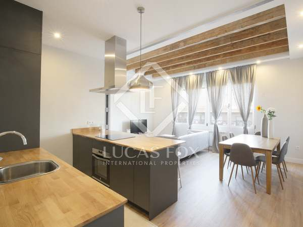 96m² Apartment for rent in Goya, Madrid
