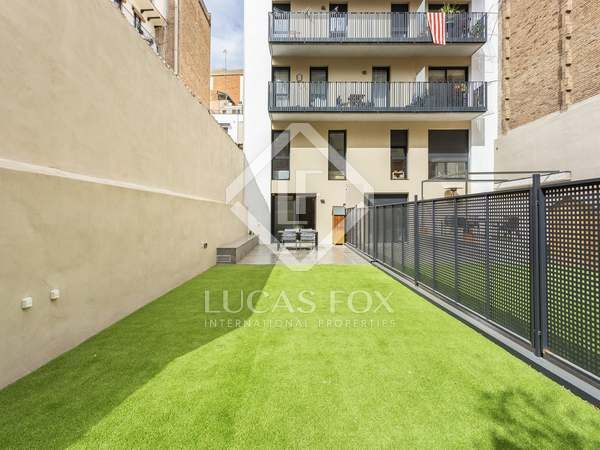 98m² Apartment with 86m² garden for sale in Gràcia