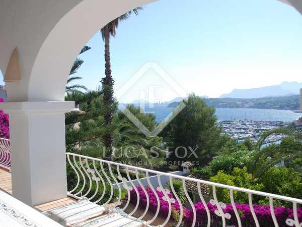 Casa / Villa de 422m² en venta en Moraira, Costa Blanca