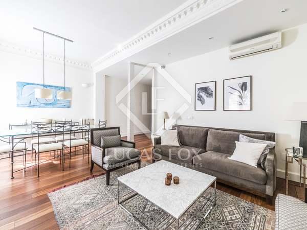 135m² Apartment for rent in Almagro, Madrid
