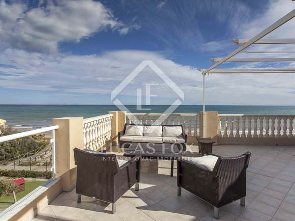185 m² penthouse with 125 m² terrace for sale in Denia